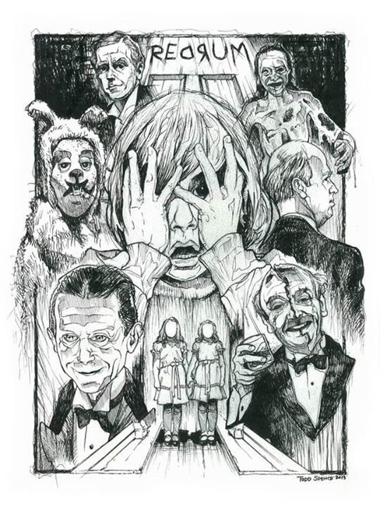 Todd Spence' The Shining Art