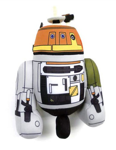 Star Wars Rebels Chopper 10-Inch Plush