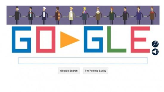 Google Celebrates Doctor Who's 50th Anniversar