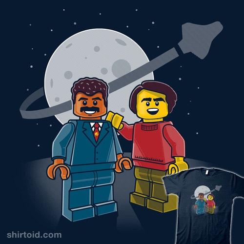 We Are Star Stuff LEGO t-shirt