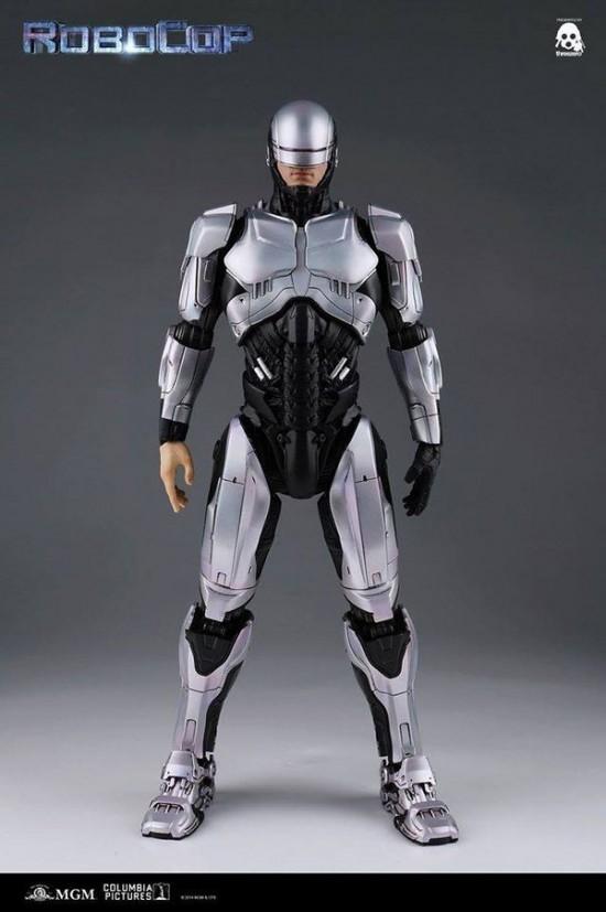 Threezero 1/6 Scale RoboCop 1.0 Figure