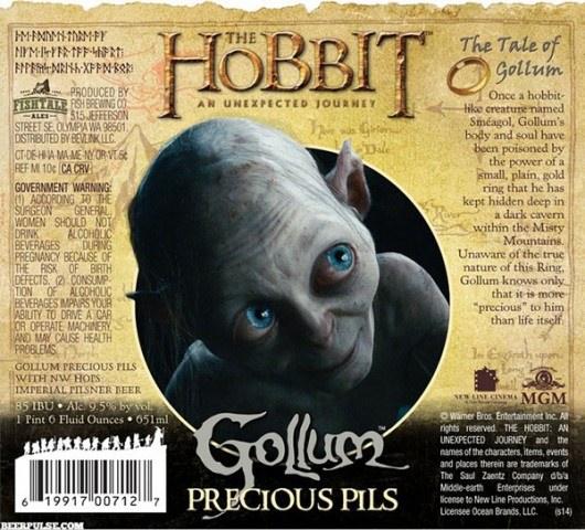 The Hobbit-Inspired Beer Exists