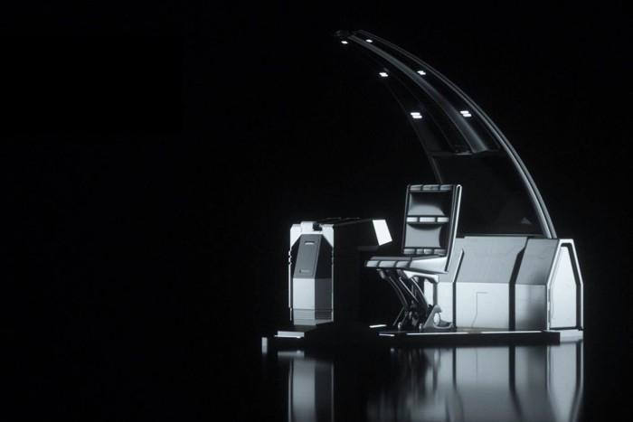 VR Rocketship