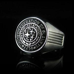 Starfleet Academy Class of 2558 Ring