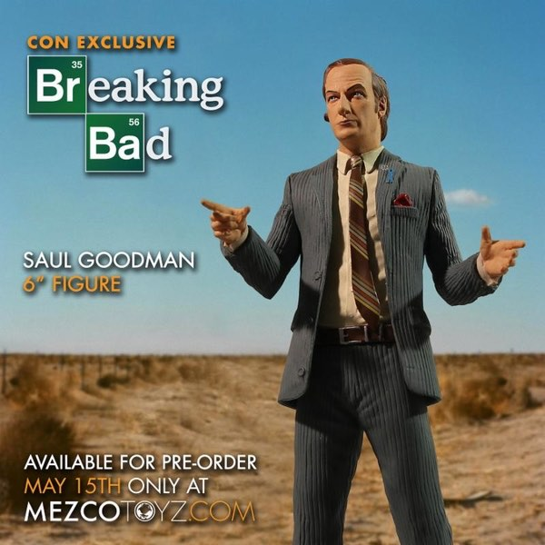 Saul Goodman Figure