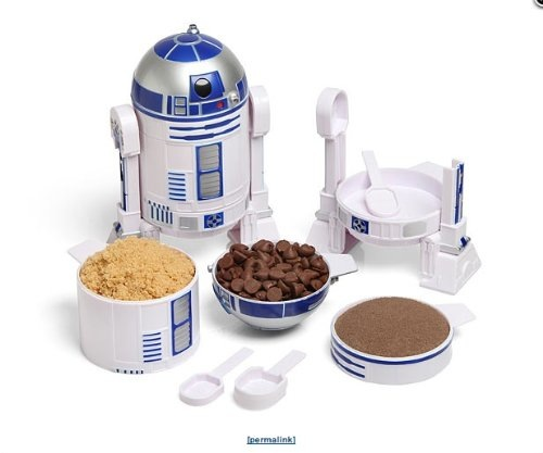 Star Wars R2-D2 Measuring Cup Set - Limited Edition