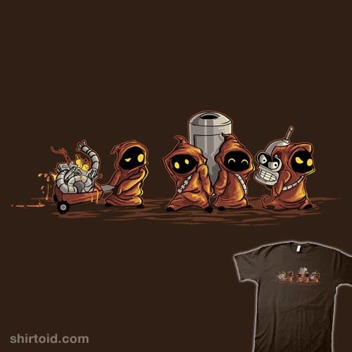 Wrong Robot t-shirt