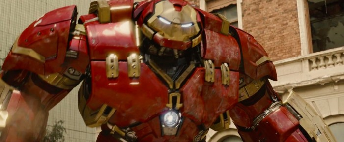 Hulkbuster in Avengers: Age of Ultron