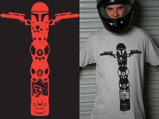 This Bounty Totem T-Shirt