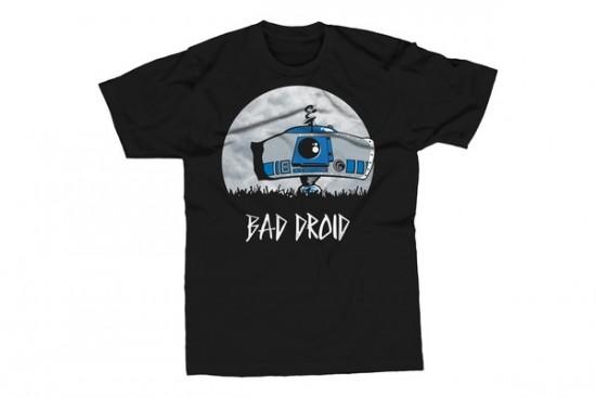Bad Droid t-shirt