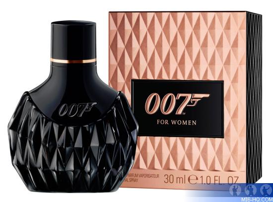 007 Fragrance For Women