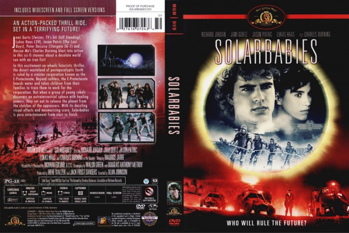 solarbabies dvd