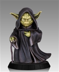 Gentle Giant's Yoda Ilum Statue