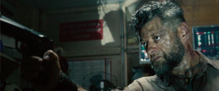 Andy Serkis Alfred