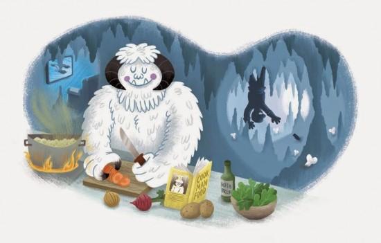 Frozen Dinner By: David Creighton-Pester