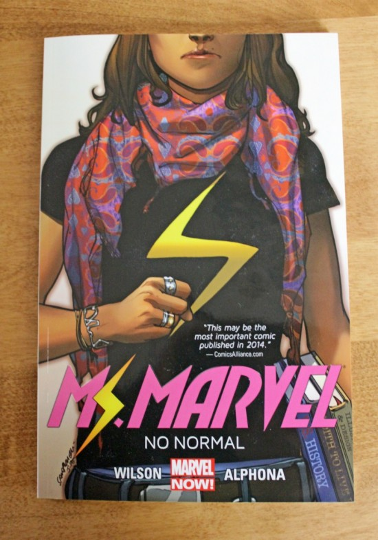Ms. Marvel Volume 1: No Normal