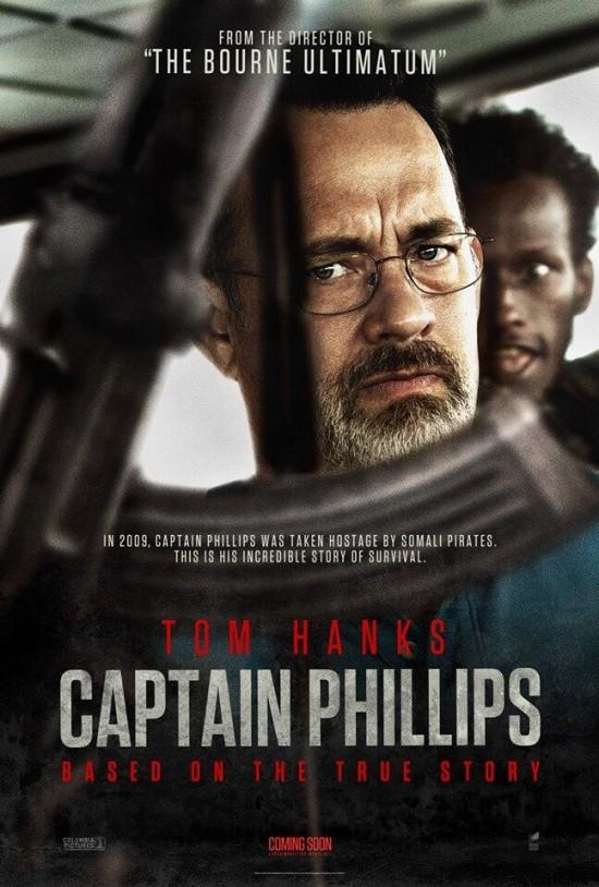 international poster for Captain Phillips