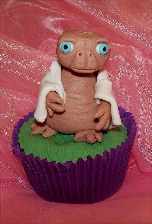 E.T. Cupcake