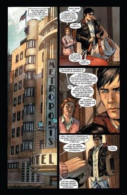 Superman: Earth One - More Preview 3