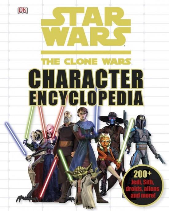 Star Wars Clone Wars Character Encyclopedia