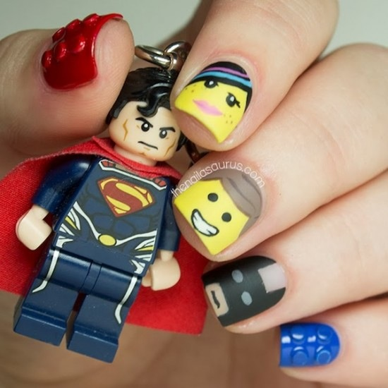 LEGO Movie nails