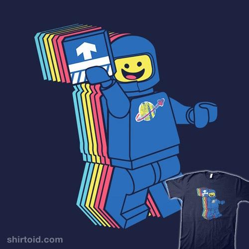 SPACESHIPALICIOUS t-shirt
