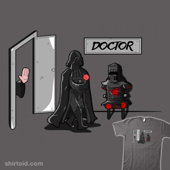 Doctor Sith t-shirt