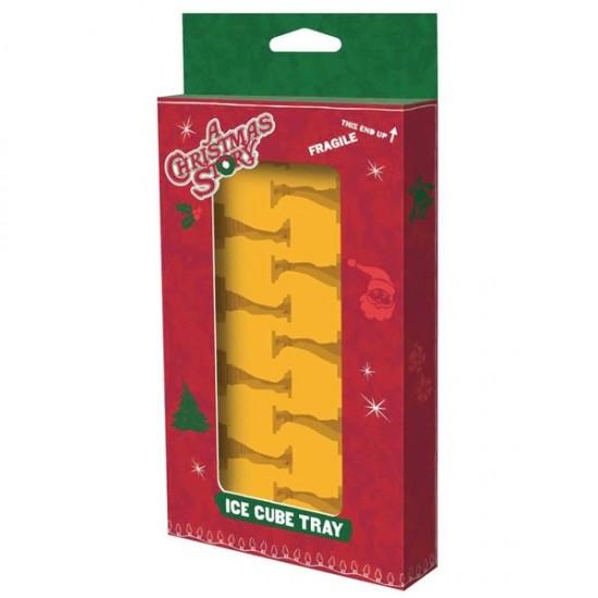 A Christmas Story Leg Lamp Ice Cube Tray