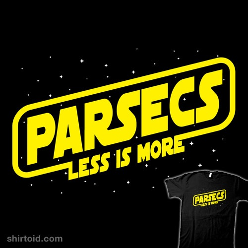 Less is More t-shirt