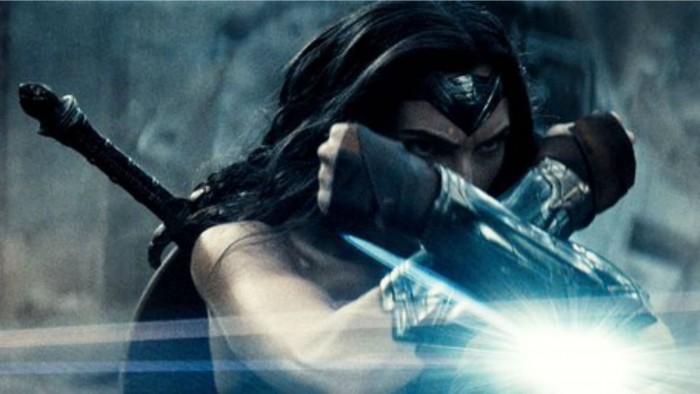 Batman V Superman: Dawn of Justice wonder woman
