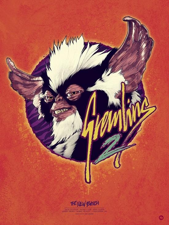 """""""Gremlins 2: The New Batch"""" By Dani Blázquez"""