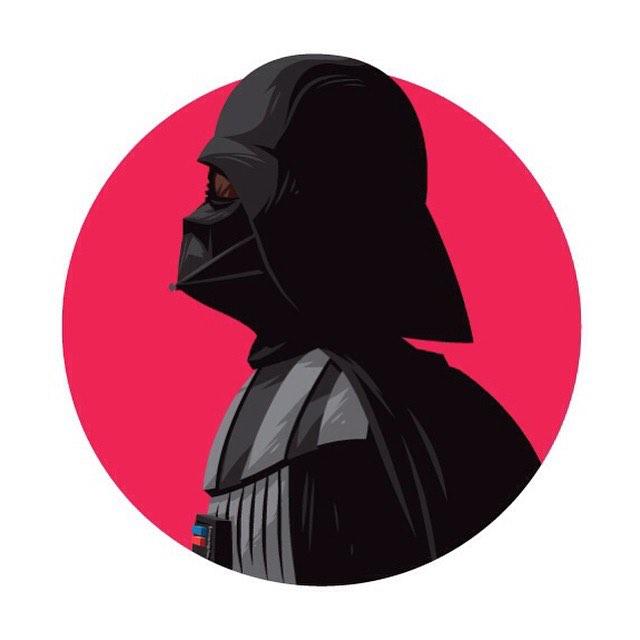 Florey's 1of1 Darth Vader