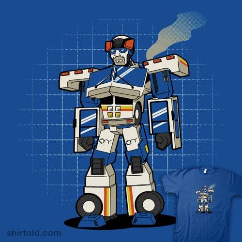 Heisenbot t-shirt