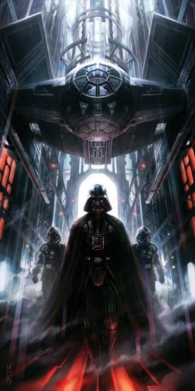 Acme Star Wars Prints