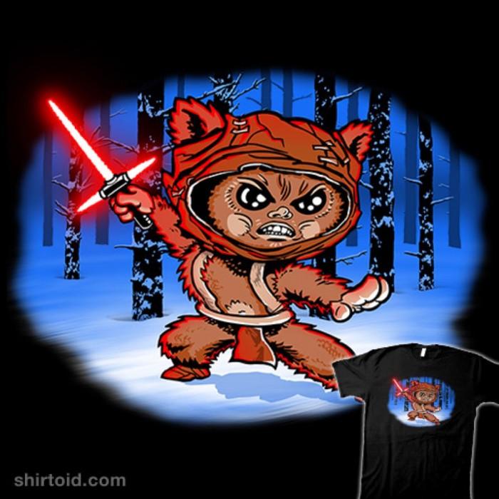 ewok sith t-shirt