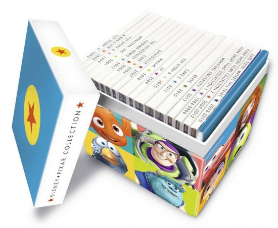 Complete Pixar Blu-ray Collection