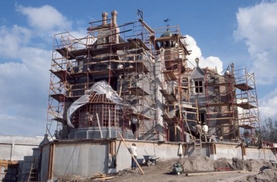 Vintage Walt Disney World: The Haunted Mansion