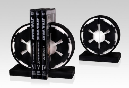 Imperial Seal Bookends