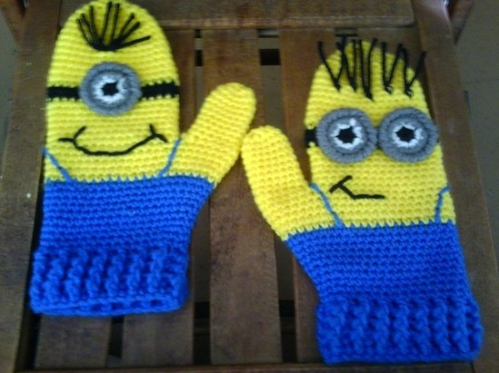 Despicable Me Mittens
