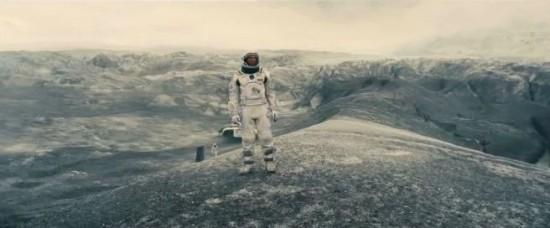 Ice Planet interstellar