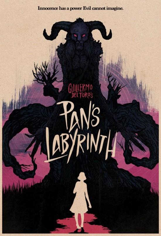 Matthew Griffin's PAN'S LABYRINTH