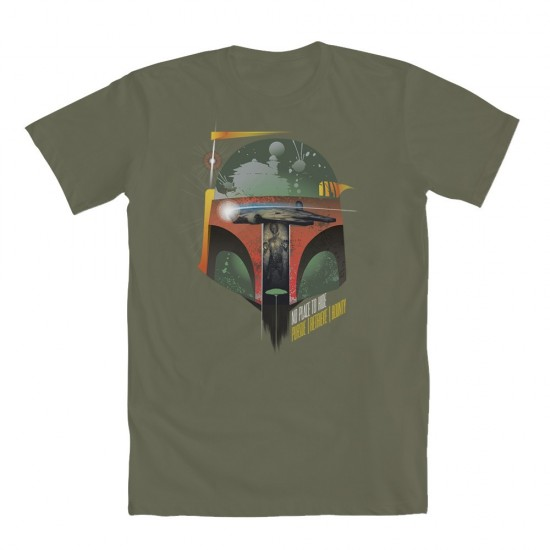 Han Solo Has No Place To Hide T-Shirt