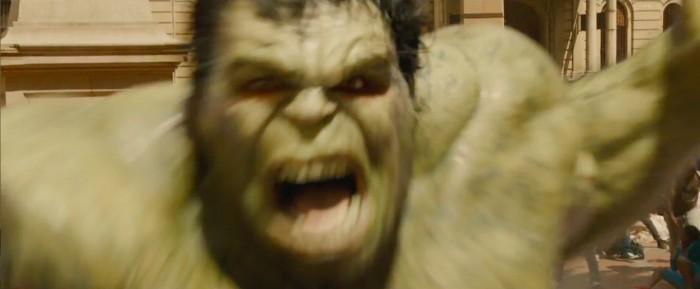Hulk in Avengers: Age of Ultron