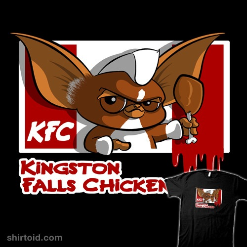 Kingston Falls Chicken t-shirt