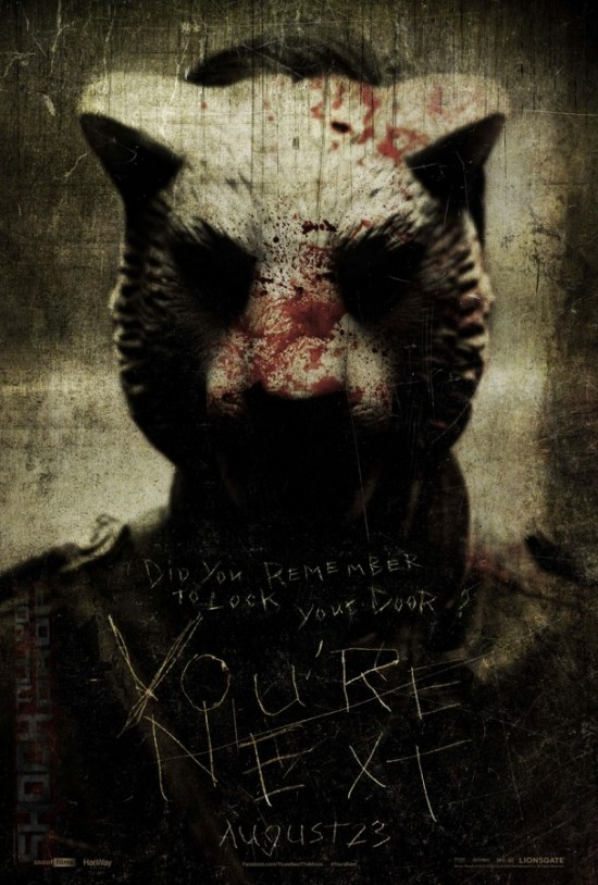 'Animal' Teaser Posters for You're Next