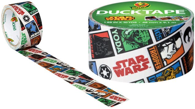 Star Wars-Branded Duct Tape
