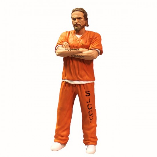 Sons Of Anarchy Jax Orange Prison Variant