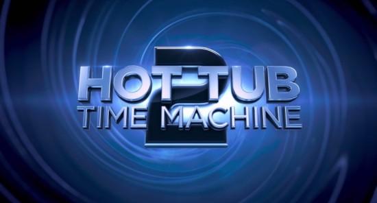 Hot Tub Time Machine 2 logo
