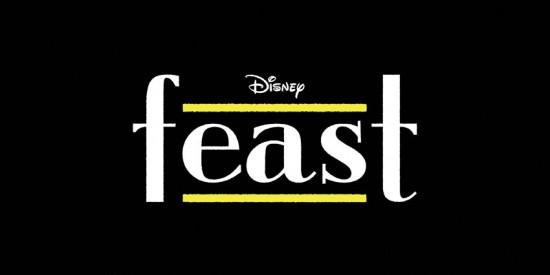 Disney's Feast logo black