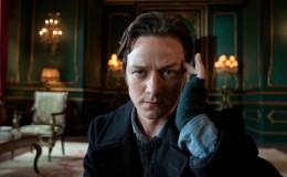 James McAvoy as Professor Charles Xavier in X-Men: First Class